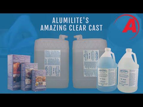 Amazing Clear Cast Resin | Alumilite