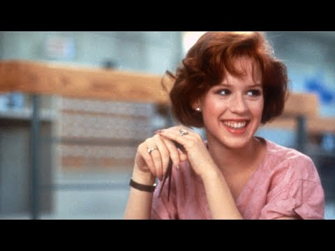 Molly Ringwald Is Troubled By A Scene From The 'Breakfast Club'