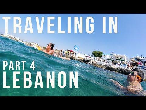 TRAVELING IN LEBANON | VLOG 07 | Panasonic G7