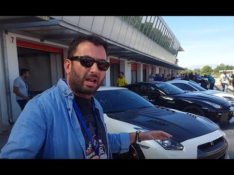 Ένα από τα πιο γρήγορα Nissan GT-R (1000hp) στην Ελλάδα