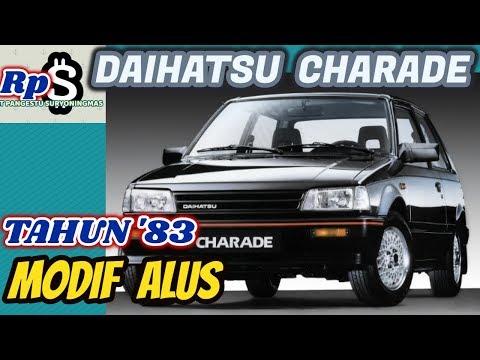 Daihatsu Charade g11 tahun 83 mulus