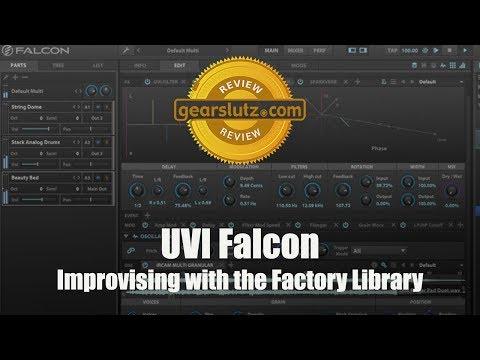UVI announces Falcon, a new creative hybrid instrument - Page 3