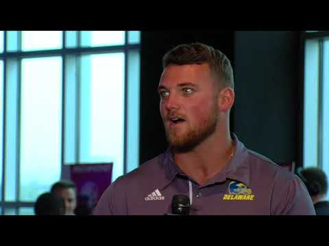 2018 #CAAFB Media Day Live | Delaware Blue Hens