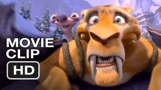 Ice Age: Continental Drift CLIP - Log Ride (2012) Animated Movie HD