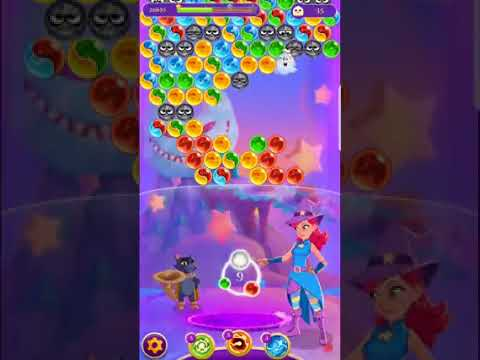 Bubble Witch 3 Saga Level 532 (First Look 👀) Boosters