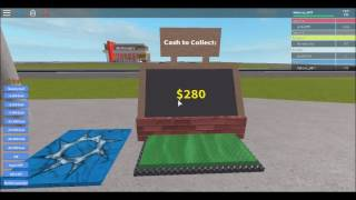 ROBLOX MCDONALDS TYCOON!! (Roblox 1 of #1)