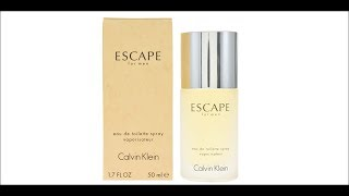 Calvin Klein Escape for Men (1993)
