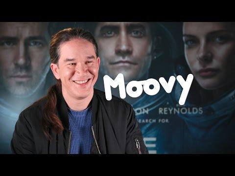"Interview: ""Life""-instruktøren Daniel Espinosa (Moovy TV #41)"
