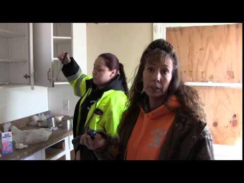 Abandoned Dog Fighting House - Detroit Pit Crew