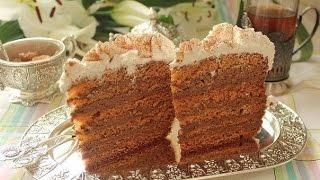 Медовик в мультиварке. Как приготовить торт Медовик.