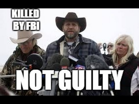 "Jury Nullification ""ALL FOUND NOT GUILTY"" Bundy Oregon Standoff Malheur Wildlife Refuge"