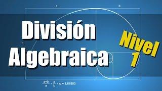 División de Polinomios - Ejercicios Resueltos Nivel 1
