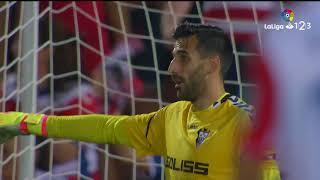 Resumen de Granada CF vs Albacete Balompié (0-0)