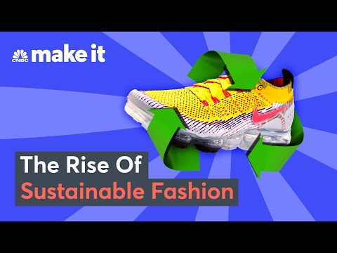 """Does """"Sustainable Clothing"""" From Brands Like Nike Make A Difference?"""