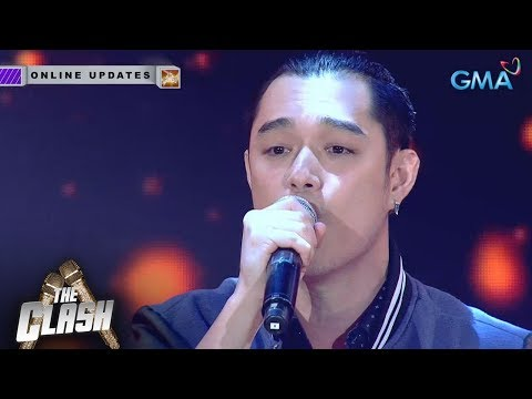 The Clash: RJ Buenas breathtaking version of Roselle Navas hit song
