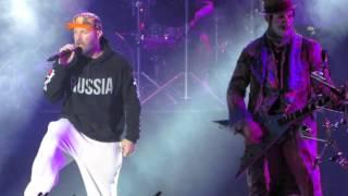 Limp Bizkit - Walking away (Live in Krasnoyarsk, 16.11.2015)
