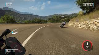 Ride 2 - Quick race with Horex VR6 - 60 fps
