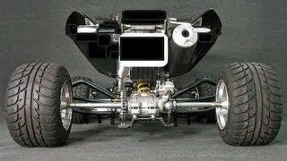 tuning moto quad ścigacz silnik kawasaki ninja 0 100km h 4sec vmax 230km h smash dnb