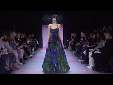 Giorgio Armani Privé Spring Summer 2020 Fashion Show