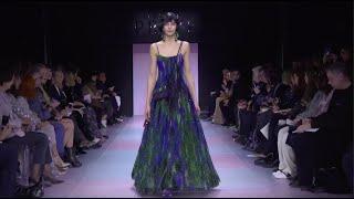 Giorgio Armani Privé Spring Summer 2020 Fashion Show