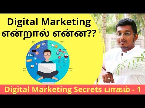 What is mean by Digital Marketing | Digital Marketing Secrets & Tips