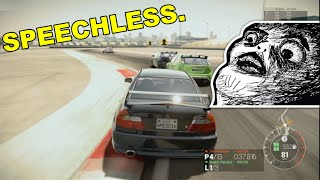 Project CARS Online - Scary Contacts