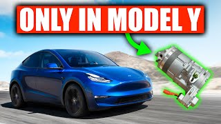 Tesla Model Y - The Only Tesla With A Heat Pump