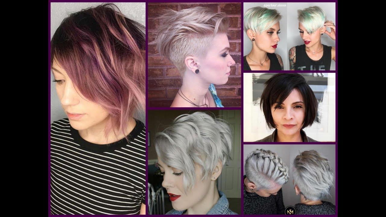 cute short haircut and hairstyles