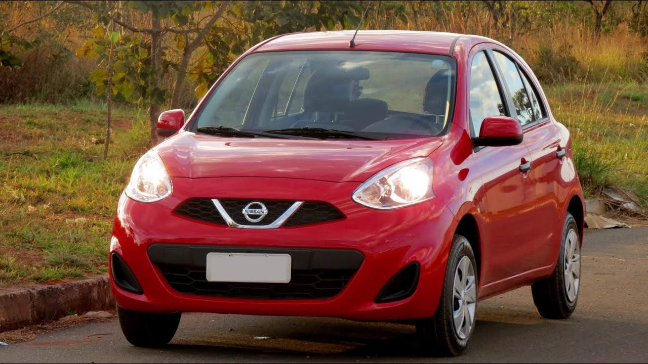 Nissan March   Teste Consumo Desempenho E Detalhes Www Car Blog Br Youtube