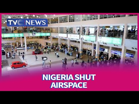 Nigeria shuts Airspace over Coronavirus