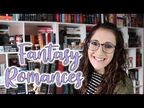 Fantasy Romance Recommendations