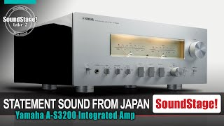 Hi-Fi Japan! Yamaha A-S3200 Integrated Amplifier Review !  (Take 2; Ep:24)