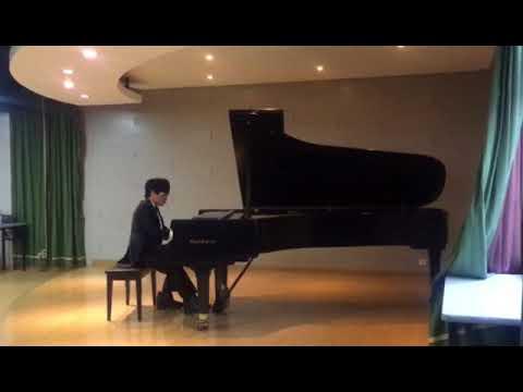 陈先生钢琴独奏