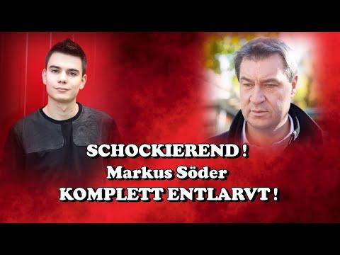 SCHOCKIEREND! Markus Söder KOMPLETT ENTLARVT!
