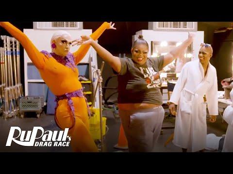 BTS Promo Shoot w/ the Cast of Season 11   RuPaul's Drag Race