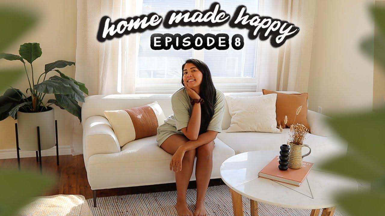 Find Unique Decor Inspiration  Home Made Happy  Ep 8