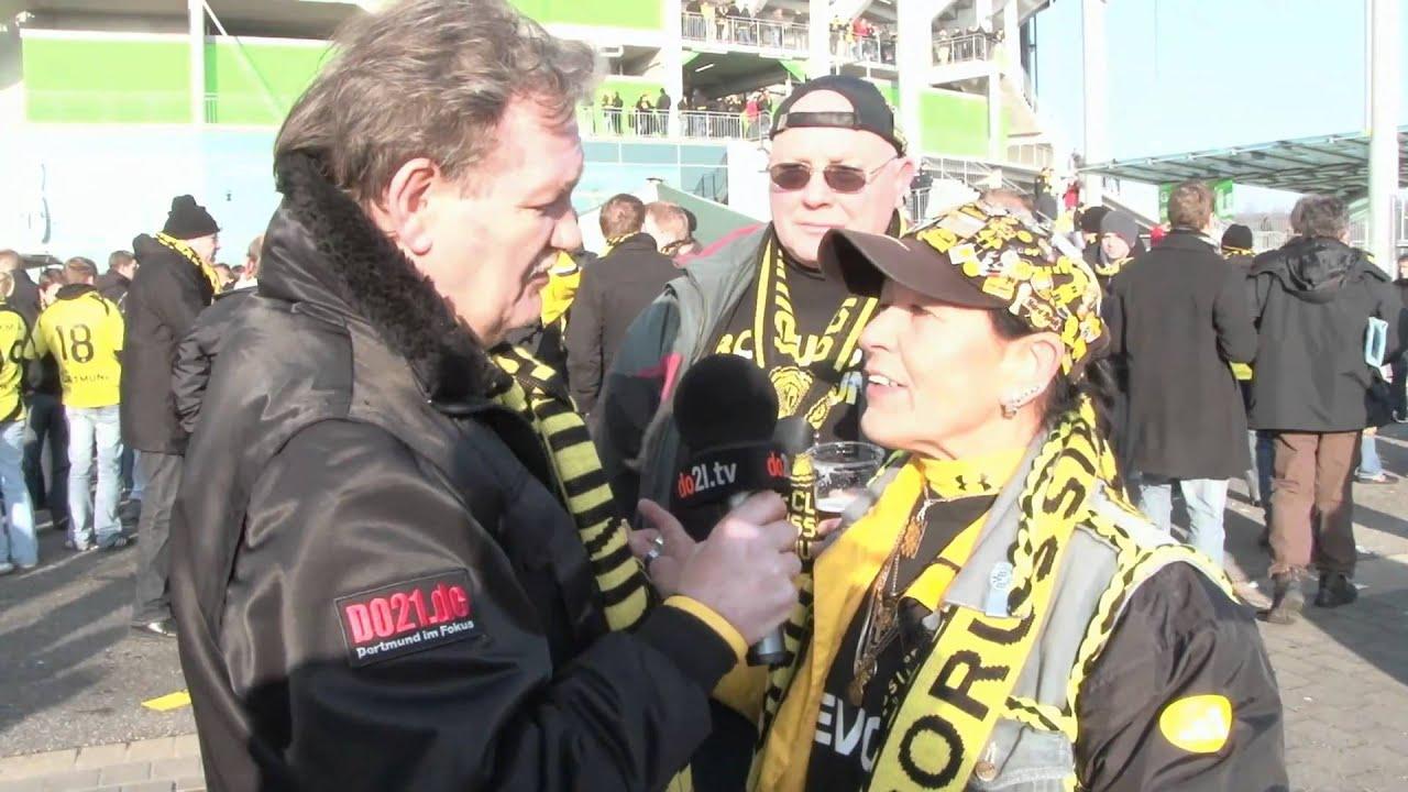 Wolfsburg - BVB 0:3 - Fantipp viele Richtigtipper, geile Stimmung