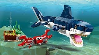 Обитатели морских глубин - Creator 3-в-1 - 31088