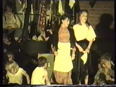 Oliver! (West Earlham Middle School production, 1990)