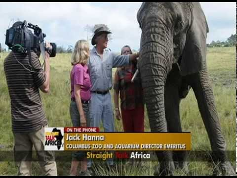 Straight Talk Africa Guest Jack Hanna on the Death of ...