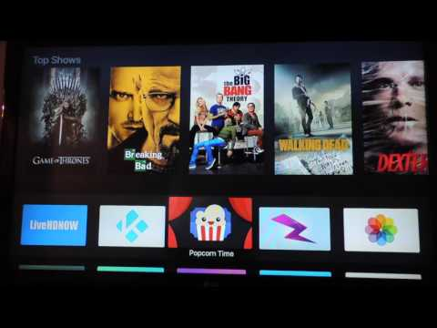 Hack Your Apple TV 4 Get FREE Movies & TV Shows. Kodi/PopCornTime