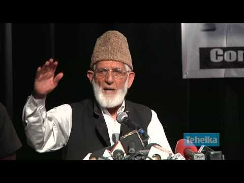Part 2 - Full Speech of Syed Ali Shah Geelani at the Azadi Conference