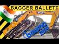 Tanzende Bagger in Indien? Baumaschinen Tour über die bauma Indien