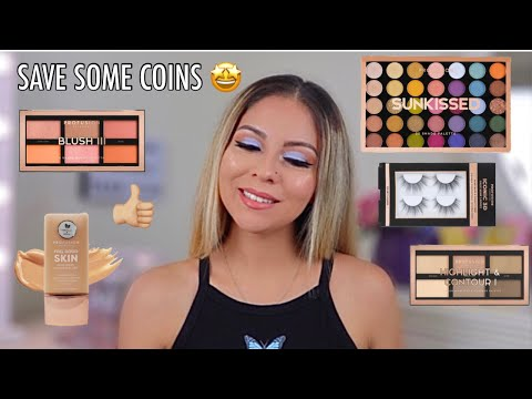 Profusion cosmetics review 2020 *BUDGET FRIENDLY PRODUCTS*
