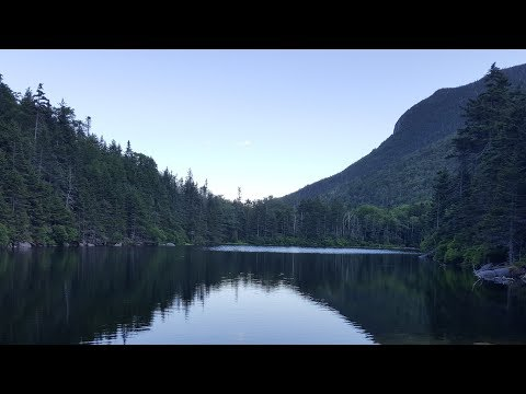 Fly Fishing Greeley Ponds 2016 White Mountains National Forest