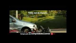 Video Jaqueta airbag DENKO - TESTE DE IMPACTO REAL download MP3, 3GP, MP4, WEBM, AVI, FLV Agustus 2018