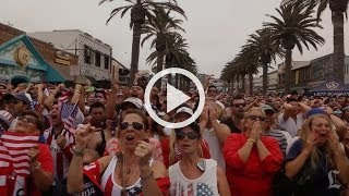 World Cup, local fans: USA