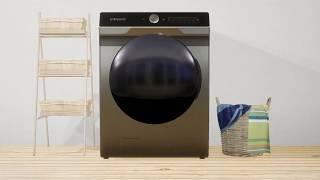 [삼성전자 세탁기] 드럼세탁기 시스템 기능 이용 방법
