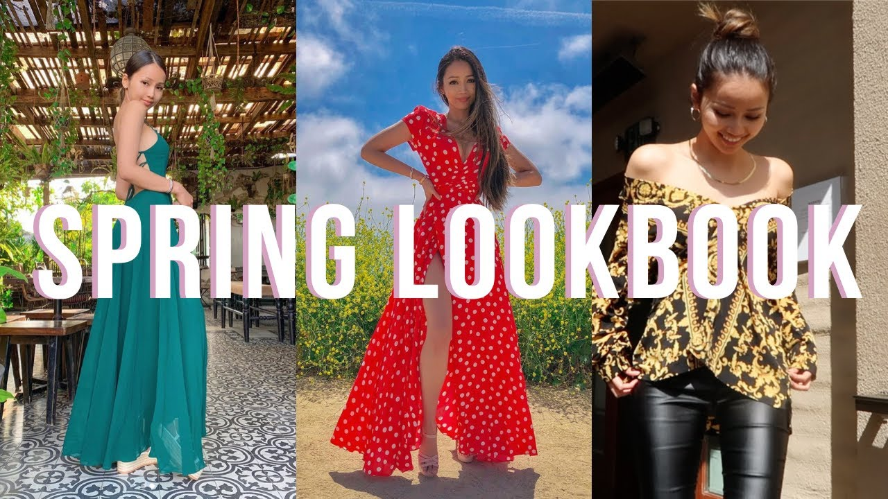 Spring 2019 Lookbook & Try-On Haul Ft. Floryday | Faye Miah 8
