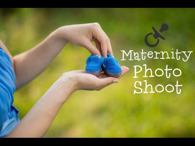 VLOG: Фотосессия беременности